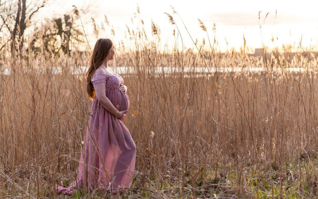 zwangerschapsfotografie van Milene bezemer
