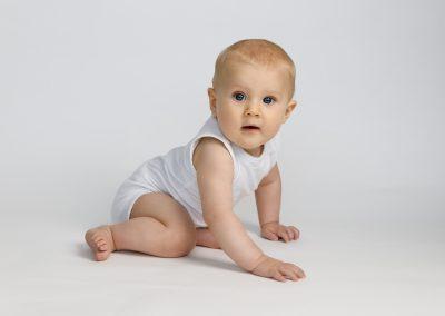baby fotoshoot 6 maanden