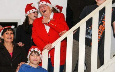 Kerstherinnering 2008