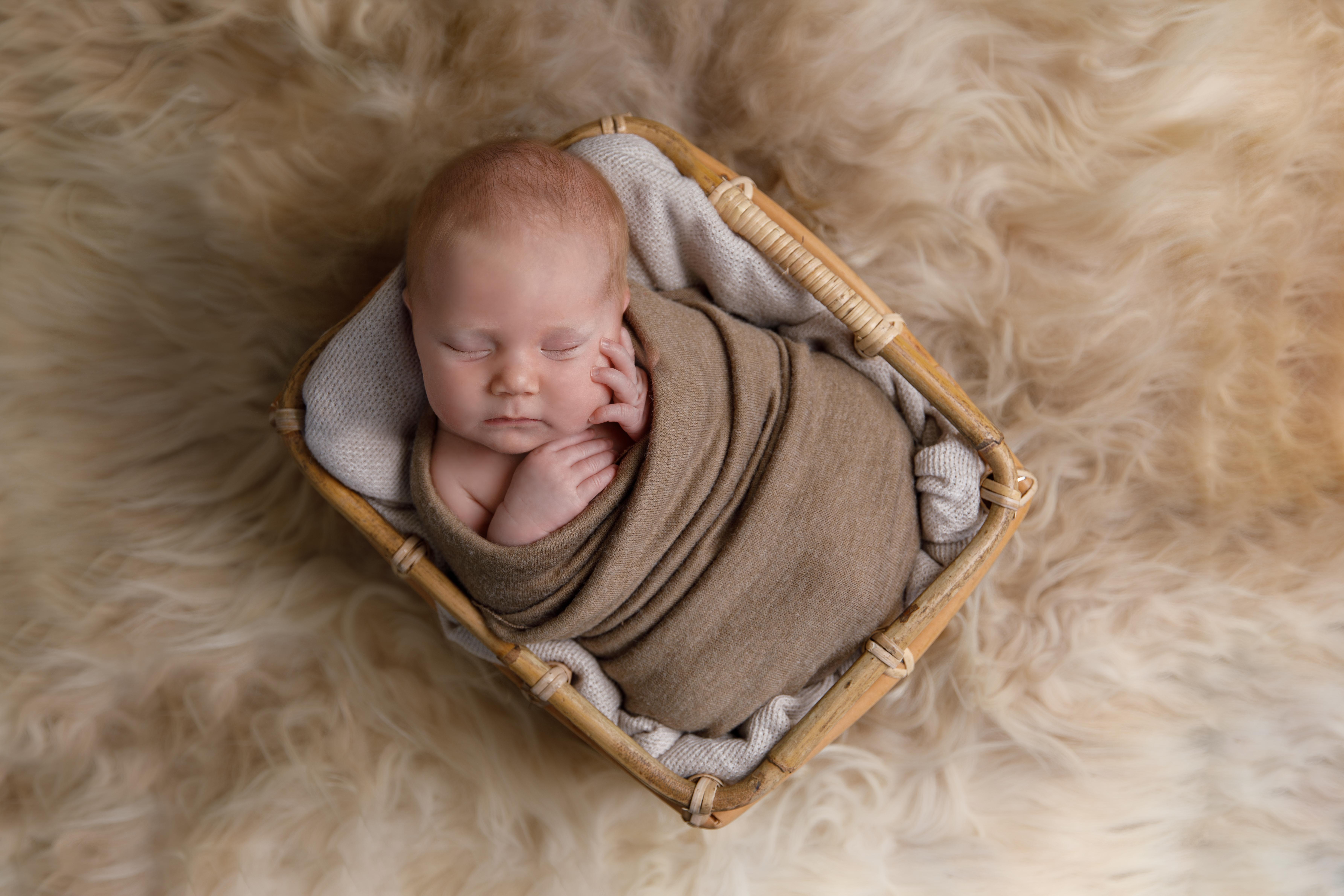 kraamcadeau luxe newbornshoot